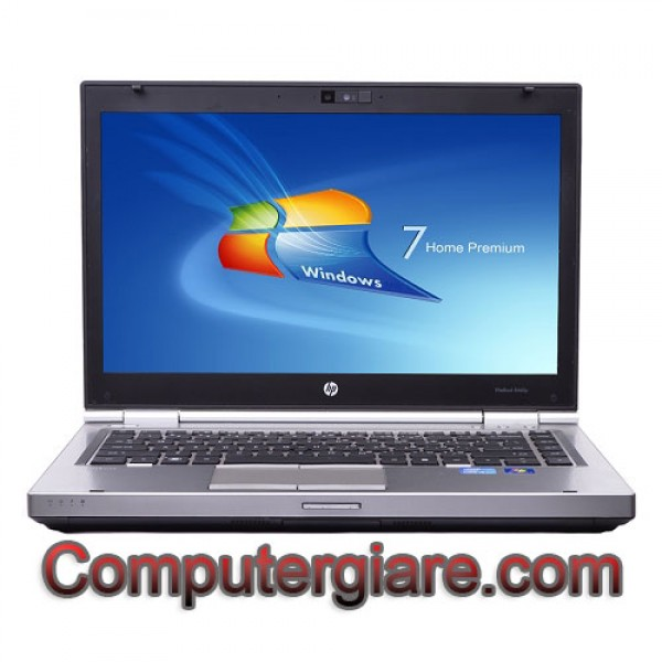 HP Elitebook 8460p Core i5 i5-2520M