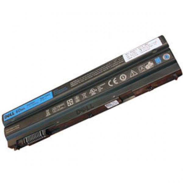 Pin (Battery) Laptop Latitude E6520, E6420, E5520, E5420, 6-cell 60Wh - T54FJ
