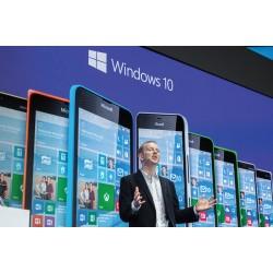 Microsoft đại phẫu thuật, đặt cược vào Windows 10