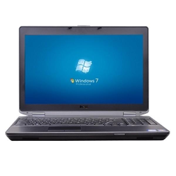 Dell Latitude E6530 I7 3520M, Card rời NVS 5200M 1GB, Màn hình 15.6 Full HD 1920x1080