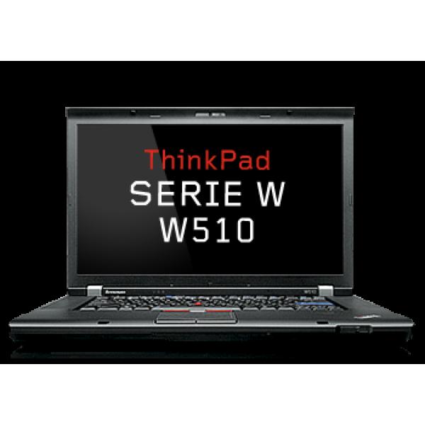 IBM Lenovo Thinkpad W510 Workstation Quad Core i7 Card rời, Full HD