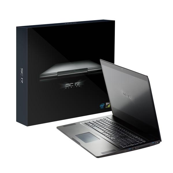 EVGA SC17 Gaming Intel Core i7 6820HK; 17.3 UHD 4K (3840x2160/60Hz); NVIDIA GeForce GTX 980M 8GB GDDR5, New Full Box