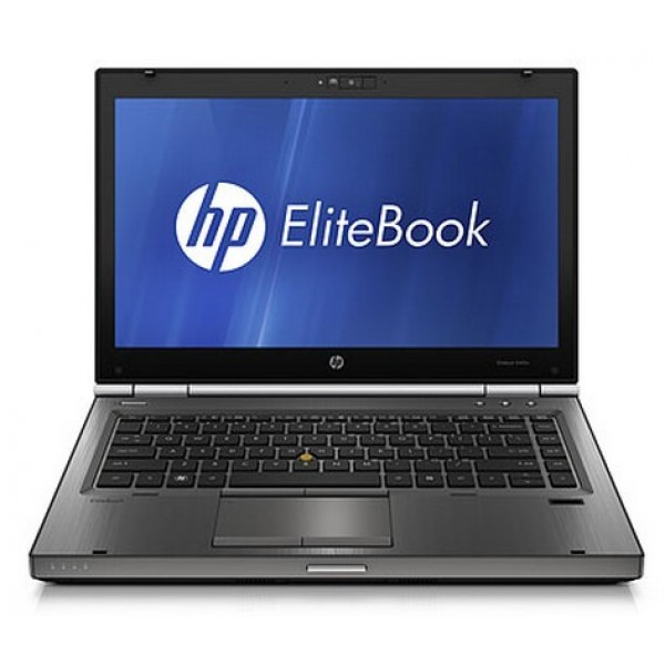 Hp Elitebook 8460w Workstation-Core i5-SSD 240GB