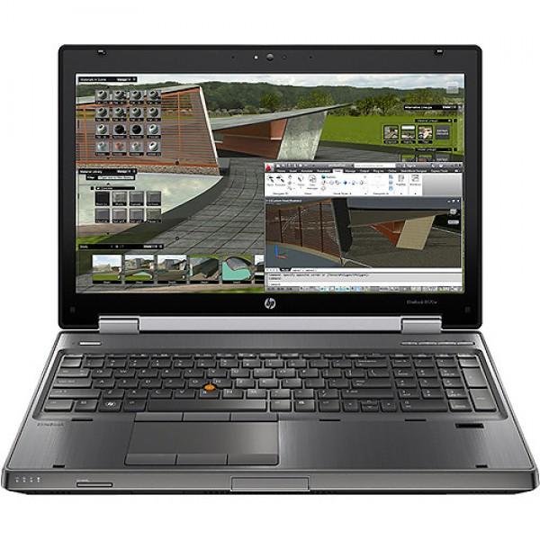 HP Elitebook 8570w Core i7 IVY 3720QM, Quadro K1000M, Full HD