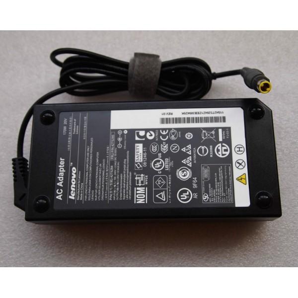 Sạc - Adaptor zin 170W cho các dòng laptop Lenovo Thinkpad W510, W520, W530