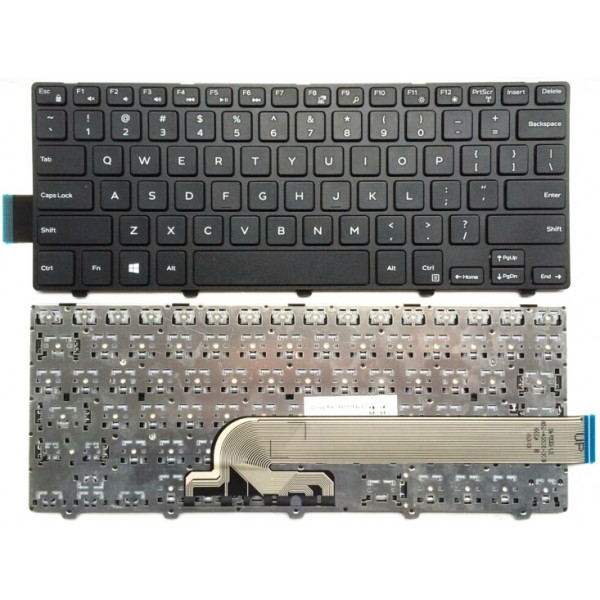 Bàn Phím-Keyboard Dell Inspiron 14 3000 Series