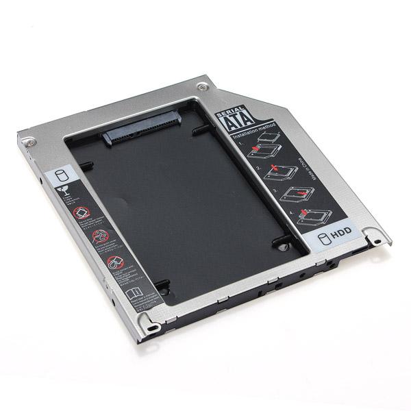 Caddy Bay - Nâng cấp SSD - Tăng dung lượng lưu trữ