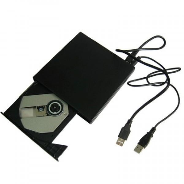DVD-RW Box gắn ngoài cho laptop