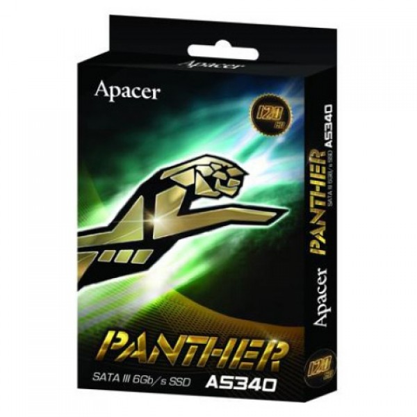 SSD Apacer Panther 2.5 inch Sata III 6GB/s 120GB