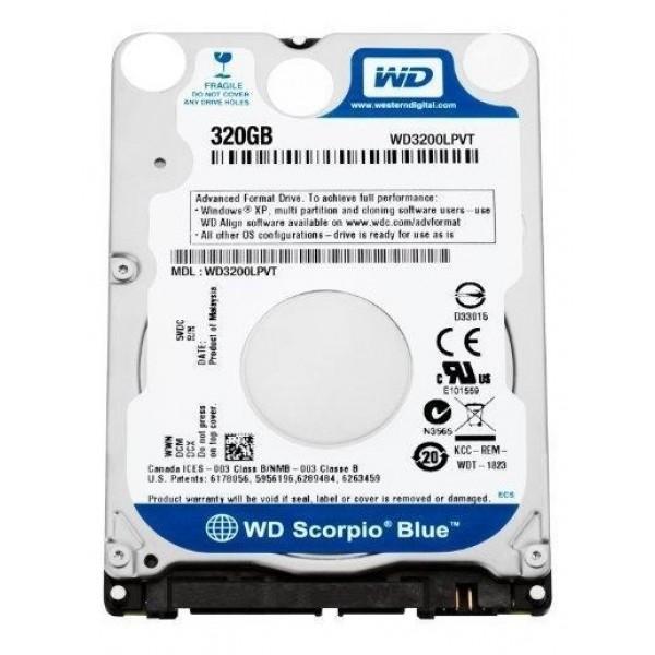 Thay thế  và nâng cấp HDD cho laptop