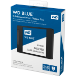 Ổ cứng SSD Western Digital Blue 3D-NAND SATA III 250GB WDS250G2B0A (Xanh)